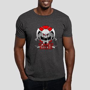 Zombie killer red Dark T-Shirt
