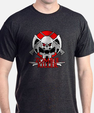 Zombie killer red T-Shirt