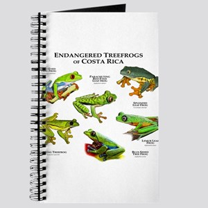 Endangered Tree Frogs of Costa Rica Journal