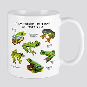 Endangered Tree Frogs of Costa Rica Mug
