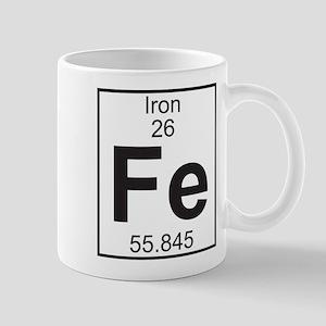 Element 26 - Fe (iron) - Full Mug