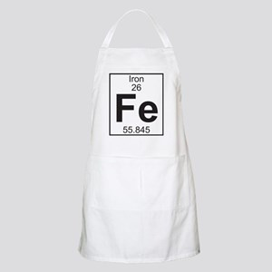 Element 26 - Fe (iron) - Full Apron