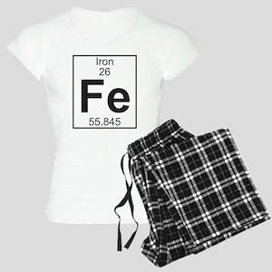 Element 26 - Fe (iron) - Full Pajamas