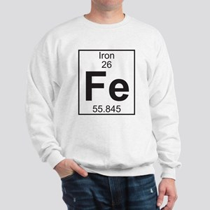 Element 26 - Fe (iron) - Full Sweatshirt