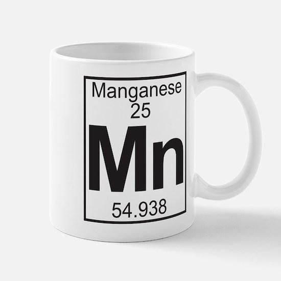 Element 25 - Mn (manganese) - Full Mug