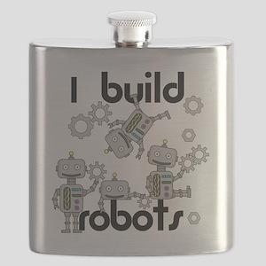 I Build Robots Flask