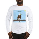 Animal Overachievers - Scout Eagle Long Sleeve T-S