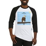 Animal Overachievers - Scout Eagle Baseball Jersey