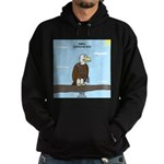Animal Overachievers - Scout Eagle Hoodie (dark)