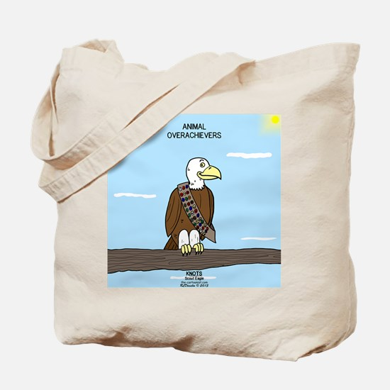 Animal Overachievers - Scout Eagle Tote Bag