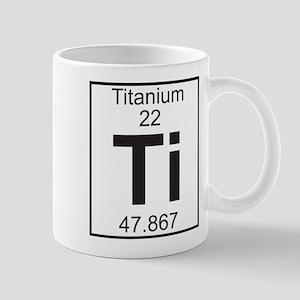 Element 22 - Ti (titanium) - Full Mug