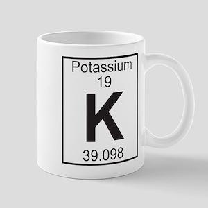 Element 19 - K (potassium) - Full Mug