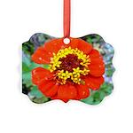 red flower Onondaga State Park Mo f Ornament