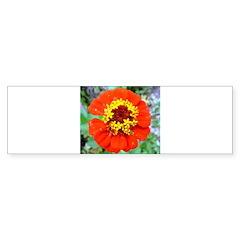 red flower Onondaga State Park Mo f Bumper Bumper Sticker