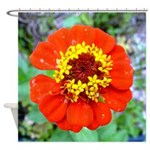 red flower Onondaga State Park Mo f Shower Curtain