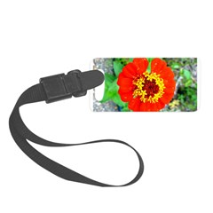red flower Onondaga State Park Mo f Luggage Tag