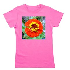 red flower Onondaga State Park Mo f Girl's Tee