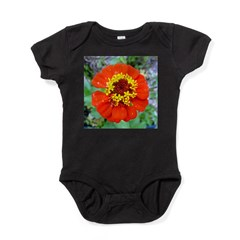 red flower Onondaga State Park Mo f Baby Bodysuit