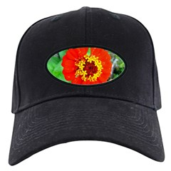 red flower Onondaga State Park Mo f Baseball Hat