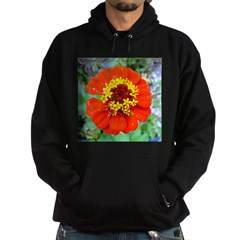 red flower Onondaga State Park Mo f Hoodie