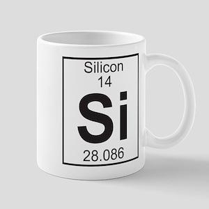 Element 14 - Si (silicon) - Full Mug