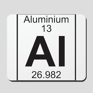 Element 13 - Al (aluminium) - Full Mousepad