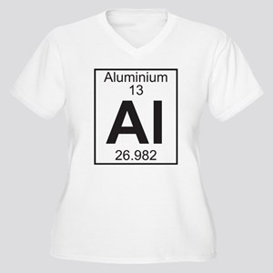Element 13 - Al (aluminium) - Full Plus Size T-Shi