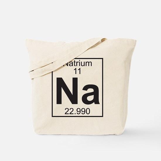 Element 11 - Na (natrium) - Full Tote Bag