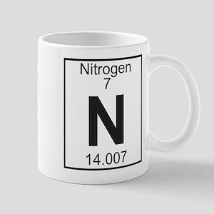 Element 7 - N (nitrogen) - Full Mug