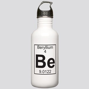 Element 4 - Be (beryllium) - Full Water Bottle