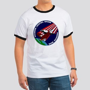 STS 28 Columbia Ringer T