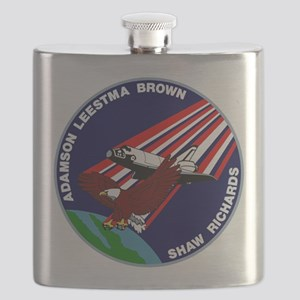 STS 28 Columbia Flask