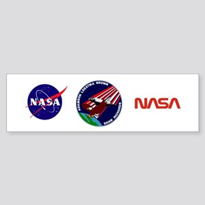 STS 28 Columbia Sticker (Bumper)