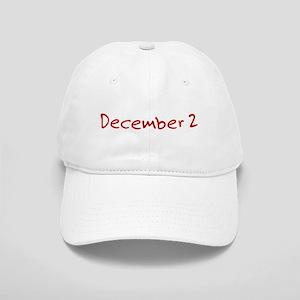 December 2 Cap