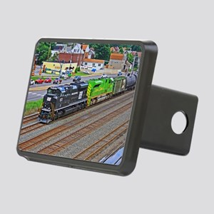 Norfolk Southern Heritage. Rectangular Hitch Cover