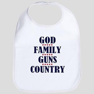 Gun Control Bib