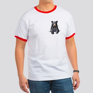 Pocket Black Bear Ringer T