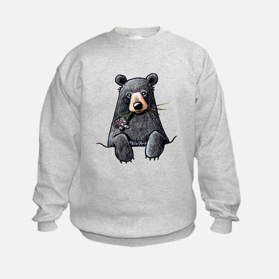 Pocket Black Bear Jumpers
