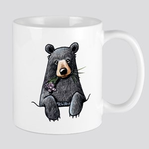 Pocket Black Bear Mug