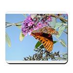 Beautiful Butterfly Print Mousepad