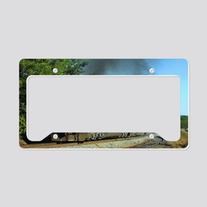 CSX Smoker License Plate Holder