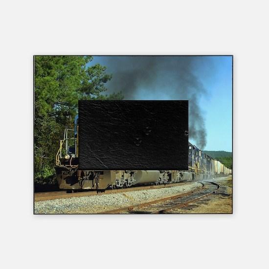CSX Smoker Picture Frame