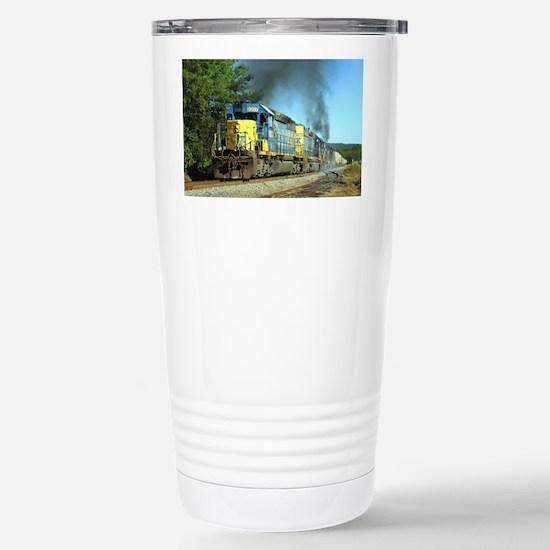 CSX Smoker Stainless Steel Travel Mug