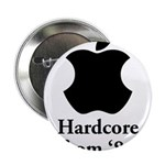 """Hardcore from '84 2.25"""" Button (10 pack)"""
