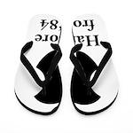 Hardcore from '84 Flip Flops