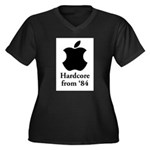 Hardcore from '84 Plus Size T-Shirt