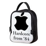 Hardcore from '84 Neoprene Lunch Bag
