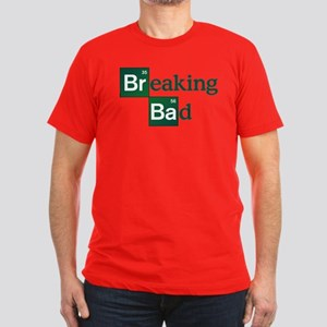 Breaking Bad Men's Fitted T-Shirt (dark)