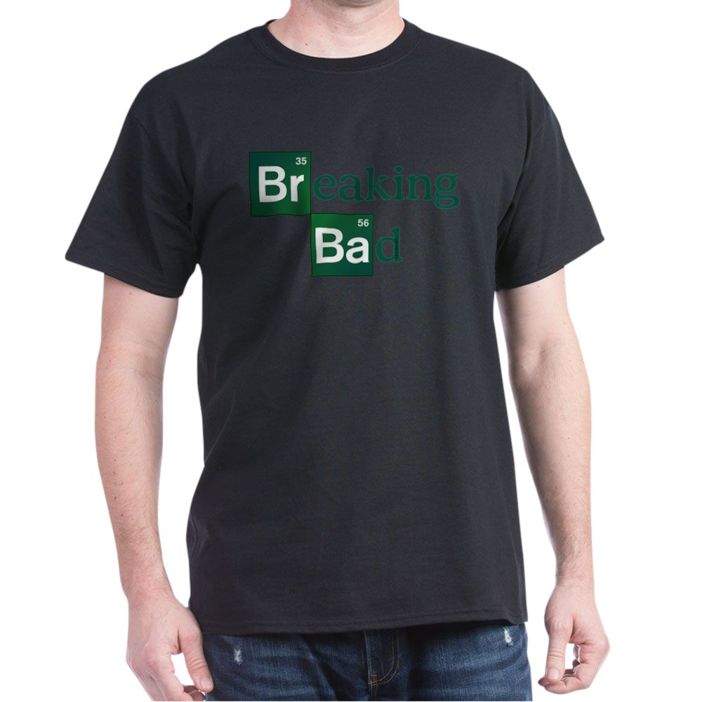 CafePress-Breaking-Bad-Dark-T-Shirt-100-Cotton-T-Shirt-897352448 thumbnail 10