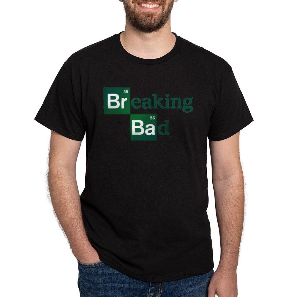 CafePress-Breaking-Bad-Dark-T-Shirt-100-Cotton-T-Shirt-897352448 thumbnail 8
